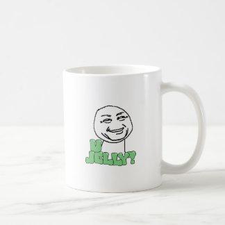 U Jelly? Basic White Mug