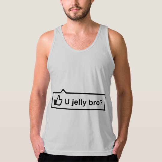 U JELLY BRO TANK TOP