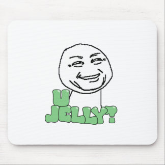 U Jelly? Mouse Pad