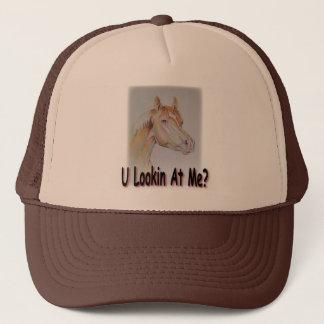 U Lookin At Me? Trucker Hat