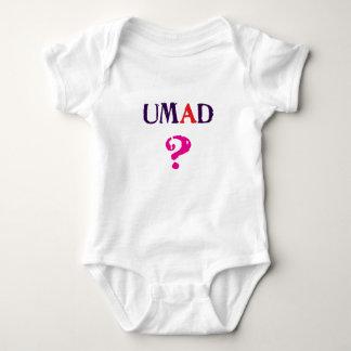 U mad? baby bodysuit