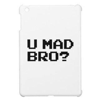 U MAD BRO? - internet/meme/irc/chat/4chan/troll Case For The iPad Mini
