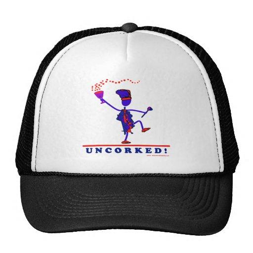 U N C O R K E D ! HATS