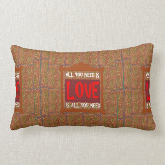 U need LOVE Template Reseller Customer QUOTE GIFTS Pillow