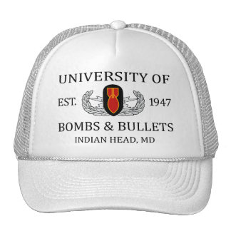 U of B&B Indian Head Cap