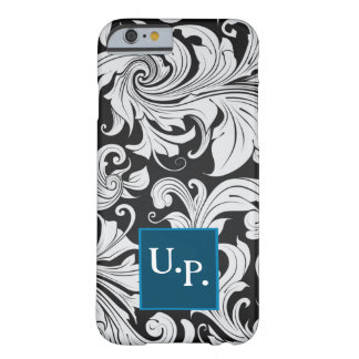 U Pick Monogram Barely There iPhone 6 Case