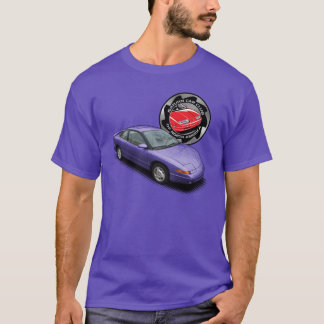 U-Pick-The-Color SCCNA 1991 Saturn Coupe T-Shirt