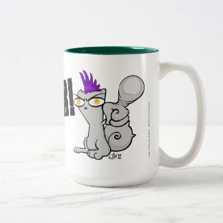 U.R.A. Wanker! Begley Mug