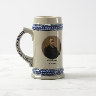 U.S.A. 30th President (Collectable Mug) Beer Stein
