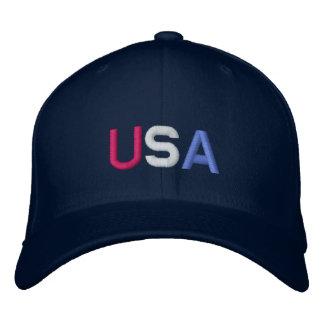 U S A BASEBALL CAP