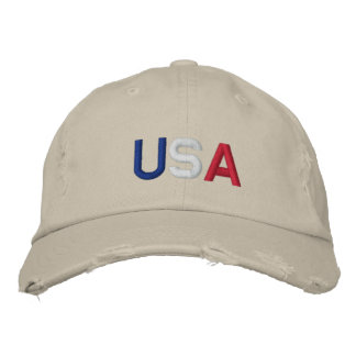 U.S.A. BASEBALL CAP