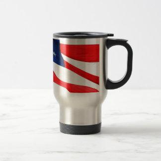 U.S.A. Flag Coffee Mugs