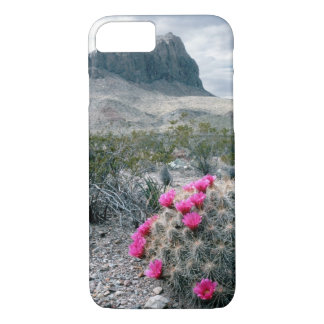 U.S.A., Texas, Big Bend National Park. Blooming iPhone 7 Case