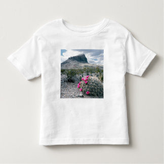 U.S.A., Texas, Big Bend National Park. Blooming Toddler T-Shirt