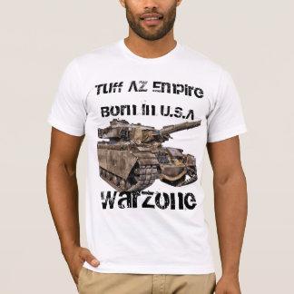 U.S.A Warzone Men's Shirt (New) (White)