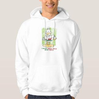 U.S.Acres Jingle Bells Adult Sweatshirt