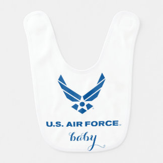 U.S. Air Force Baby Bib