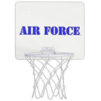 U.S. Air Force Basketball Hoop