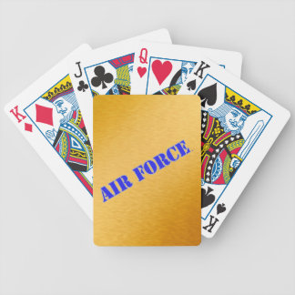 U.S. Air Force Bicycle Playing Cards
