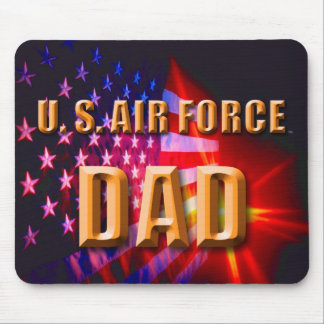 U.S. Air Force Dad Mousepad