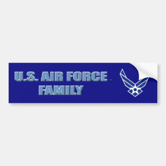 U.S. Air Force Family Bumper Sticker
