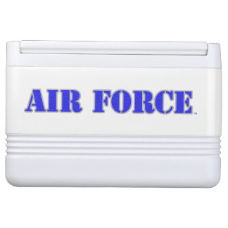 U.S. Air Force Igloo Can Cooler Igloo Cooler