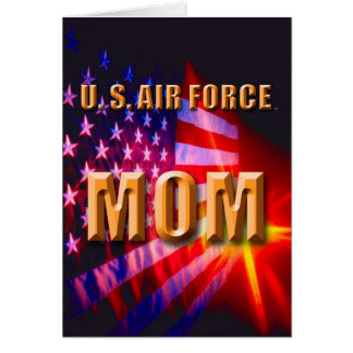 U.S. Air Force Mom Cards
