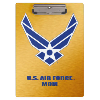U.S. Air Force Mom Clipboard