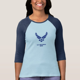 U.S. Air Force Mom Tee Shirts