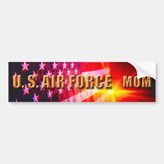U.S. Air Force Mum Bumper Sticker