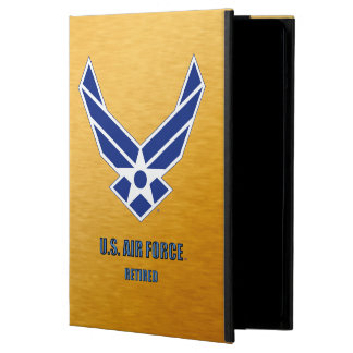 U.S. Air Force Retired iPad Case