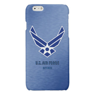U.S. Air Force Retired iPhone Cases iPhone 6 Plus Case