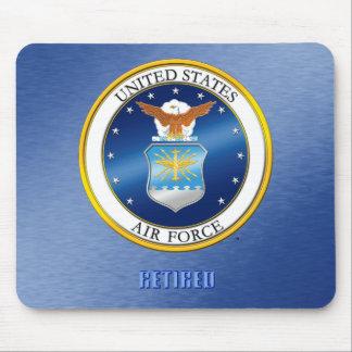 U.S. Air Force Retired Mousepad