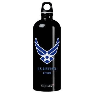 U.S. Air Force Retired SIGG Water Bottle SIGG Traveller 1.0L Water Bottle