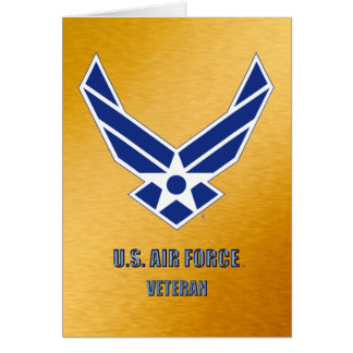 U.S. Air Force Vet Card