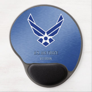U.S. Air Force Vet Gel Mousepad Gel Mouse Mat