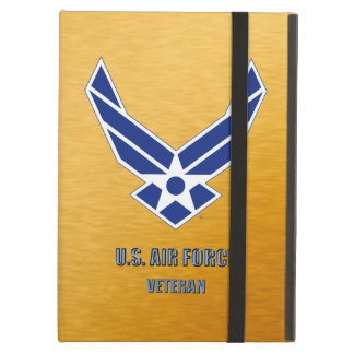 U.S. Air Force Vet iPad Case