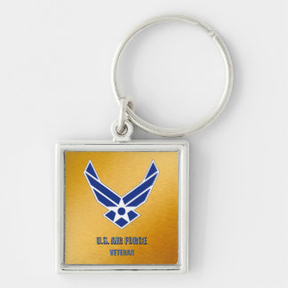 U.S. Air Force Vet Keychain
