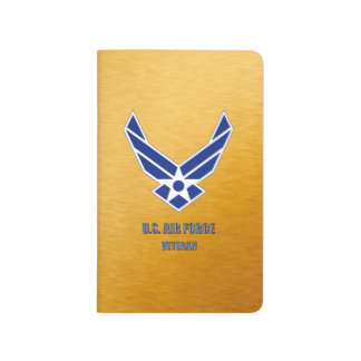 U.S. Air Force Vet Pocket Journal