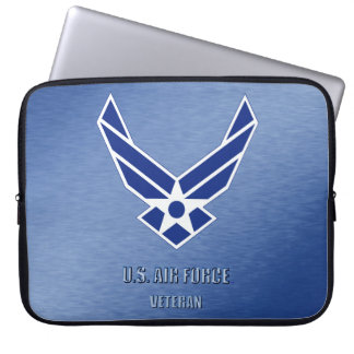 U.S. Air Force Veteran Electronics Bag Laptop Sleeve