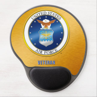 U.S. Air Force Veteran Gel Mousepad Gel Mouse Mat