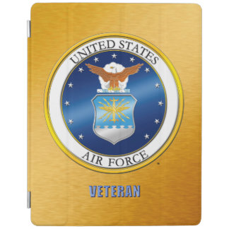 U.S. Air Force Veteran iPad Smart Cover iPad Cover