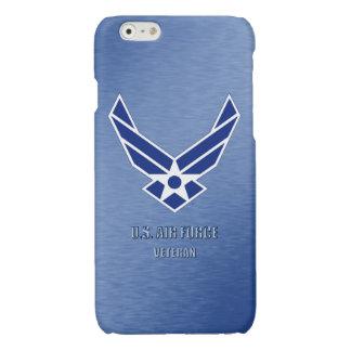 U.S. Air Force Veteran iPhone 5 &6 Cases iPhone 6 Plus Case