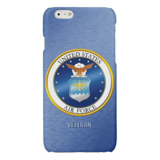 U.S. Air Force Veteran iPhone 5 & 6Cases iPhone 6 Plus Case