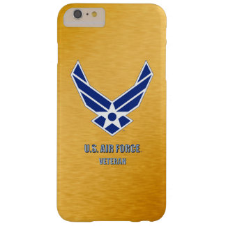 U.S. Air Force Veteran iPhone & Samsung Cases