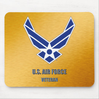 U.S. Air Force Veteran Mousepad