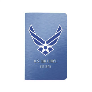U.S. Air Force Veteran Pocket Journal