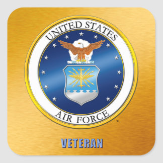 U.S. Air Force Veteran Sticker