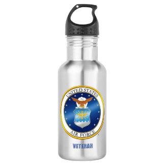 U.S. Air Force Veteran Water Bottle 532 Ml Water Bottle