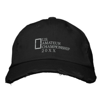U.S. Amateur Championship Embroidered Hat